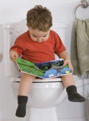 Dítě na WC