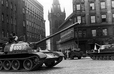 Praha, 21. srpen 1968