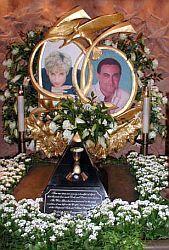 Rozloučení s Dianou a jejím milovaným Dodim Al Fayedem