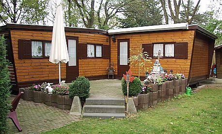 """""""Dům na kolečkách"""" může sloužit k celoročnímu bydlení i k rekreaci"""