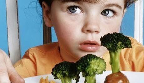 Nechtějí vaše děti jíst