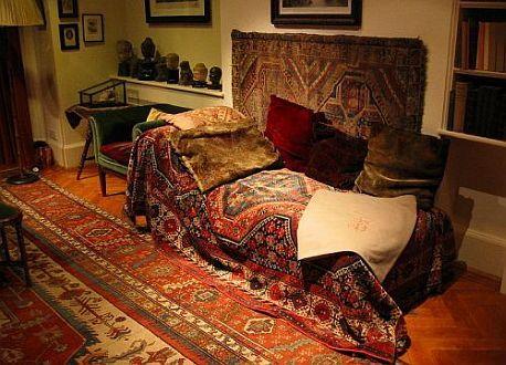 Freudova pohovka pro psychoanalýzu