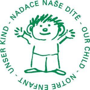 Logo nadace naše dítě