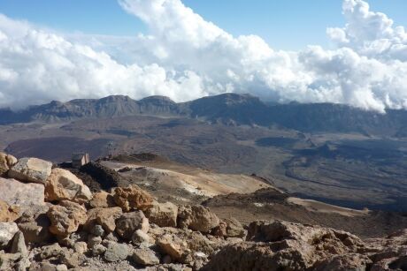 Lanovka k Pico del Teide