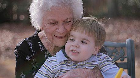 Ilustrační foto - babička