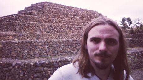 pyramida na Tenerife