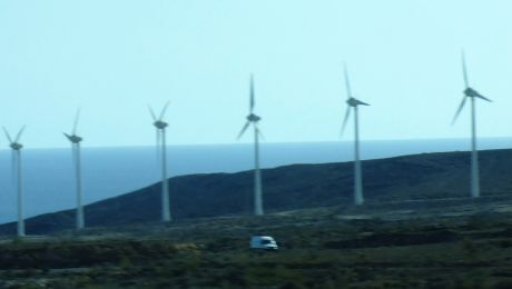 elektrárny - vítr