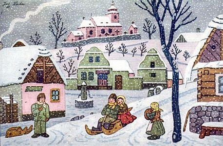 Ladovské Vánoce