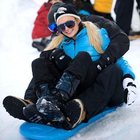 Paris Hiltonová - boby