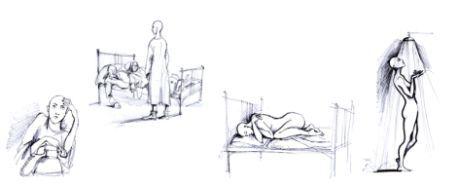 příběh, autor ilustrací: Dana Svobodová