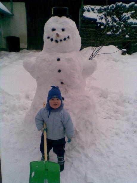 sněhulák009