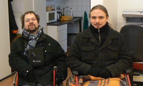 Tomáš Lanc a Jakub D. Kočí