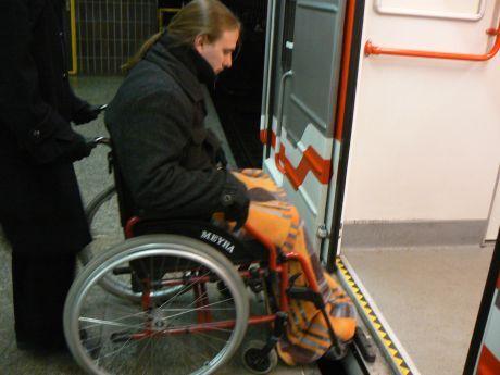 vozíčkářem