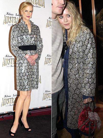 kabát nebo šaty?