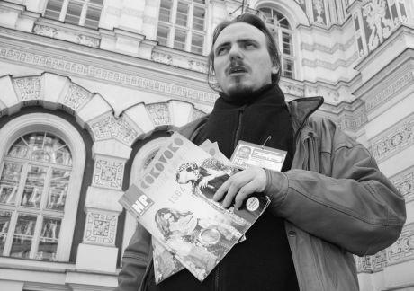 Jakub D. Kočí prodejcem Nového prostoru