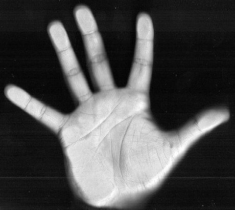 pravá ruka