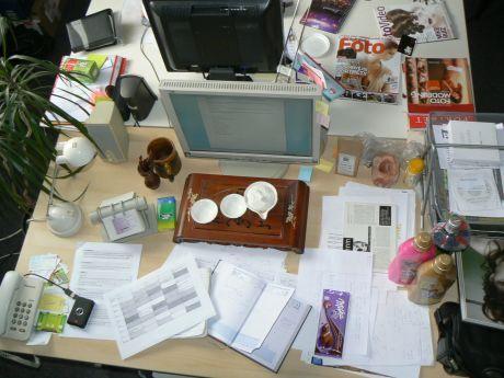 Můj stůl