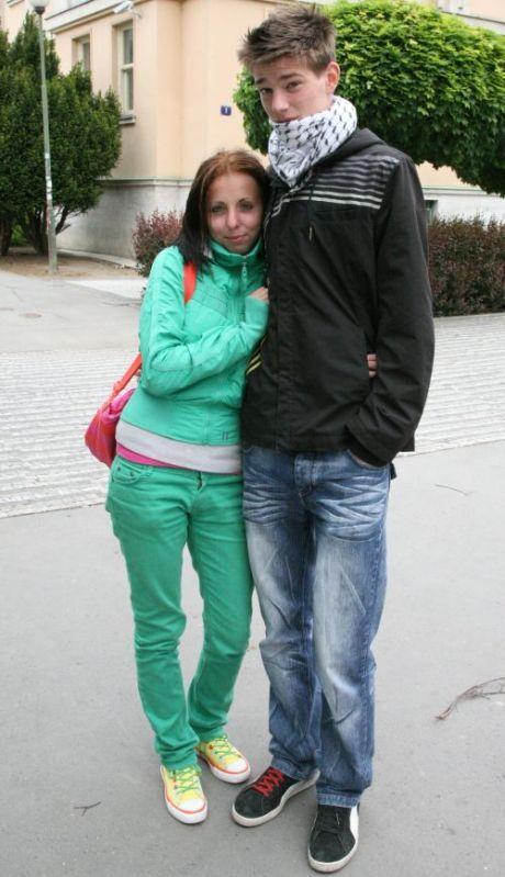 Veronika s Adamem