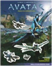 Obálka: Avatar - Knížka se samolepkami