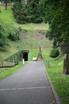tunel z dálky