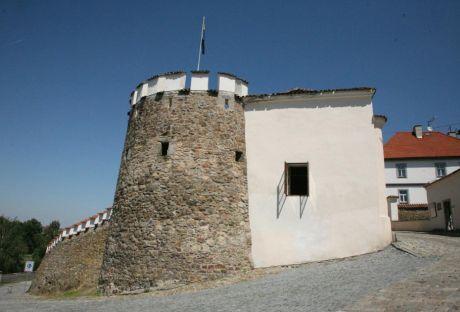 Putimská brána Písek