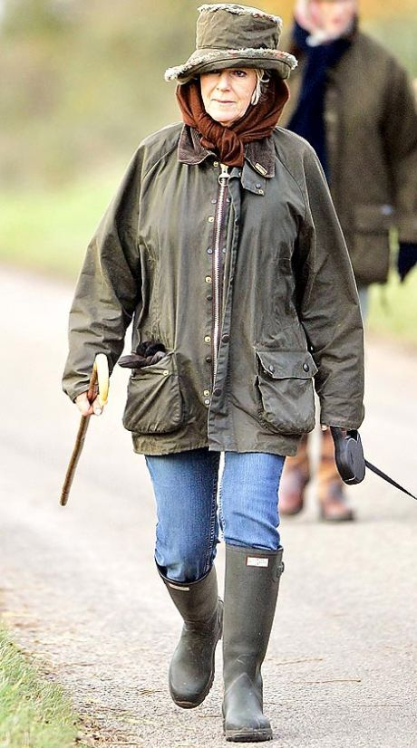 Bunda Barbour
