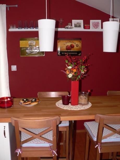cervena kuchyn