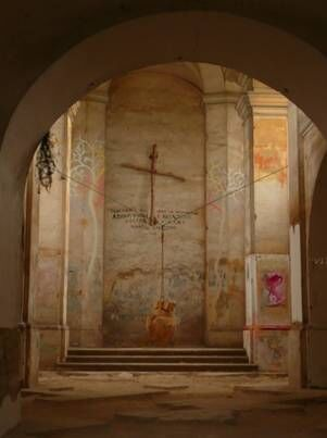 kostel Libechov