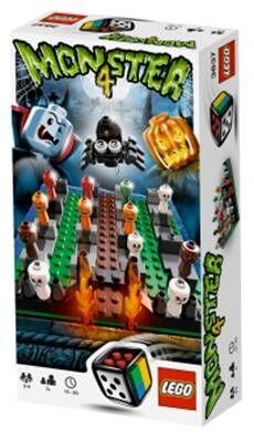 Monster 4 lego