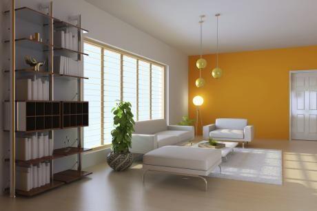 obývacé pokoj osvětlení