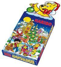 adventni kalendar haribo ŽENA IN   Vánoční mlsání s Haribem: HARIBO chutná malým, stejně  adventni kalendar haribo