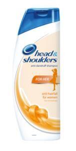 Head and Shoulders sampon
