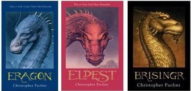 Knihy Eragon