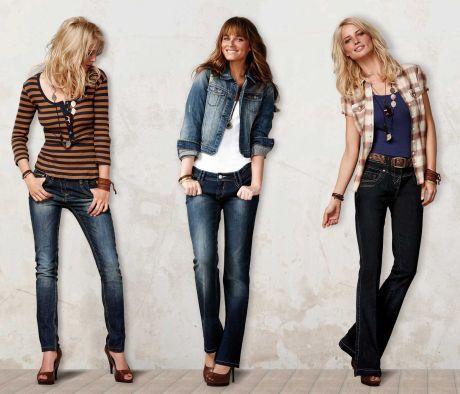 jaké džíny?