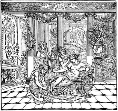 Římské orgie