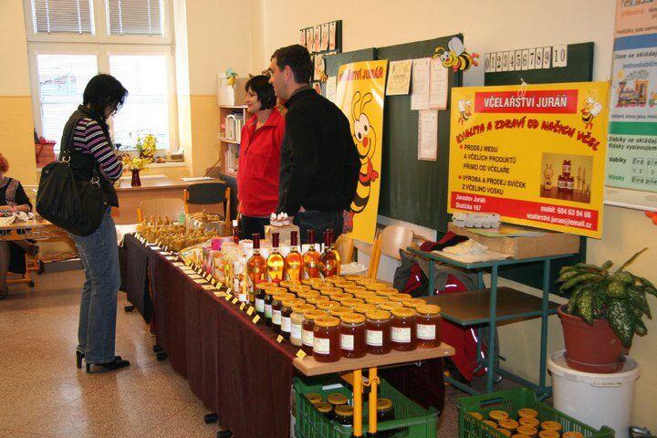 farmářský trh Drahotuše