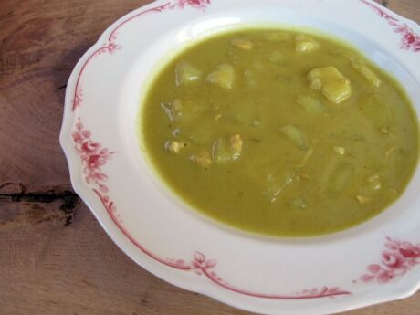 exotická polévka
