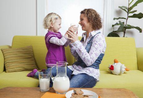 den mléka