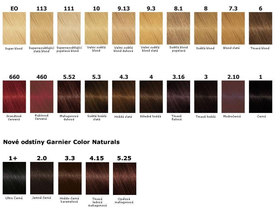 Garnier Color