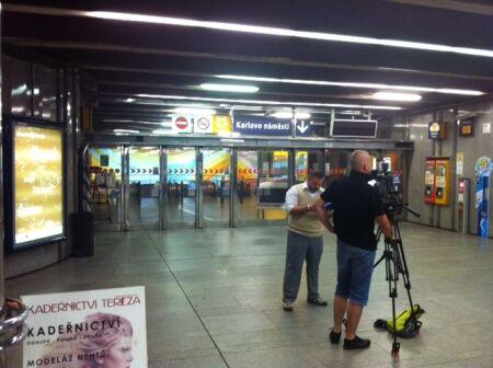 Metro Palackého náměstí
