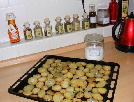 provensálské brambory