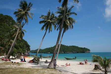 Thajské moře
