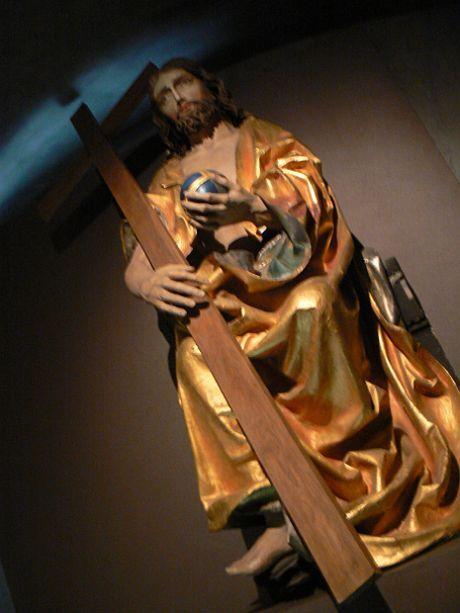 Kristus Zmrtvýchvstalý z Příseky