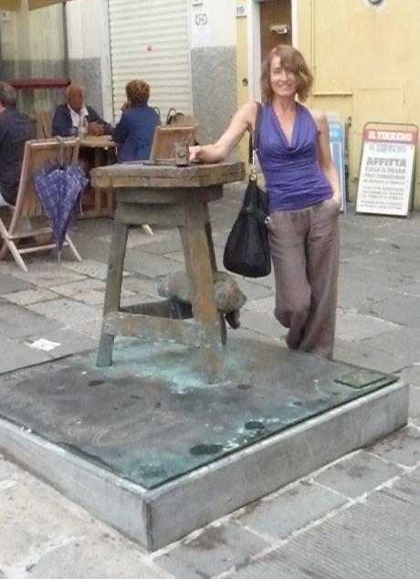 sochařka
