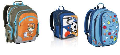 """ŽENA-IN - """"Při výběru batohu myslete hlavně na zdraví dítěte b475c3884f"""