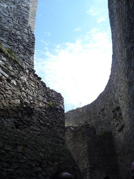 oblouková stěna