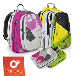 batohu do školy není důležitá značka - jde o kvalitu