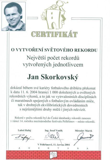 Jan Skorkovsky