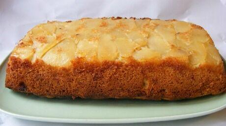hruškovo-jablečný koláč