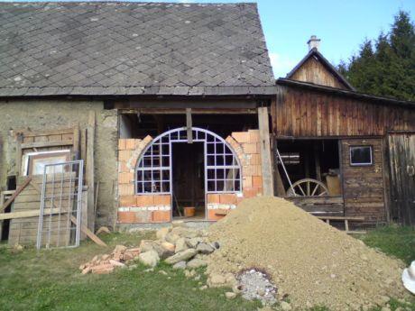 stodola okno